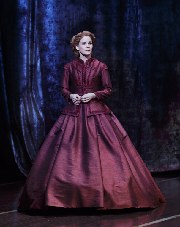Kelli O'Hara on Revisiting The King and I in London & Gearing Up for Kiss Me, Kate on Broadway
