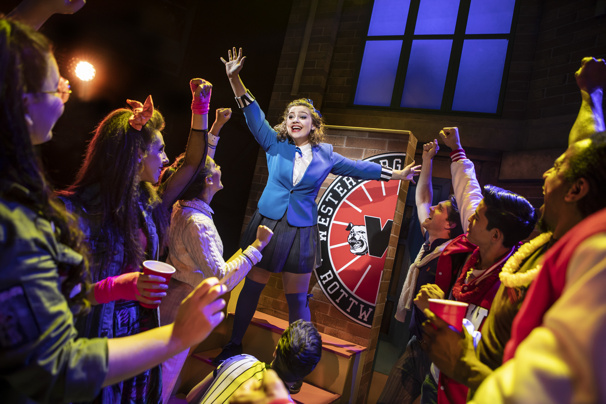 Welcome to the Candy Store! London's Heathers Is Transferring to the West End