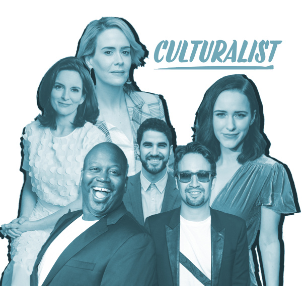 Culturalist Challenge! Which Broadway Alums Will You Be Rooting for at the 2018 Emmys?