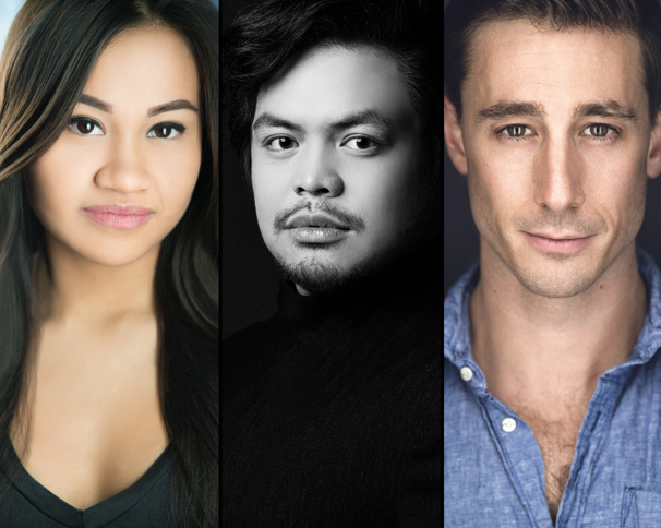 Welcome to Dreamland! Emily Bautista, Red Concepción & Anthony Festa Will Lead the National Tour of Miss Saigon