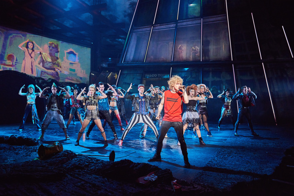 Andrew Polec Will Lead the North American Tour of Bat Out of Hell—The Musical; Launching This November
