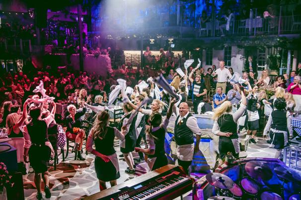 Immersive Mamma Mia! Dance Party to Open in London