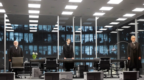 The Lehman Trilogy Will Transfer to the West End's Piccadilly Theatre