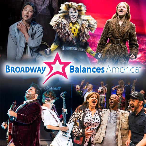 Season Five of Lifetime Channel's Broadway Balances America Premieres in September