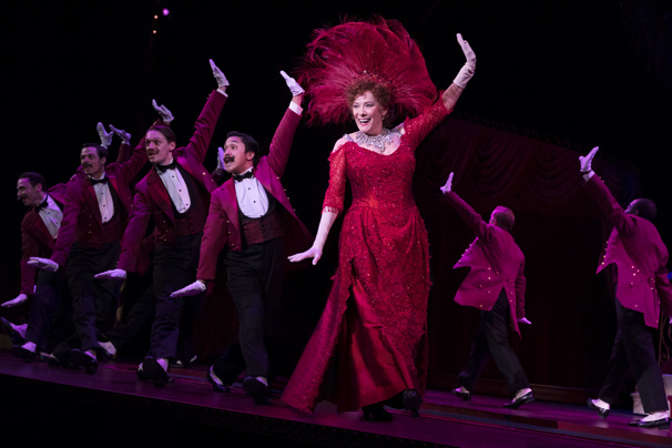 It Takes a Woman! Enjoy the First Photo of Betty Buckley in the Hello, Dolly! National Tour