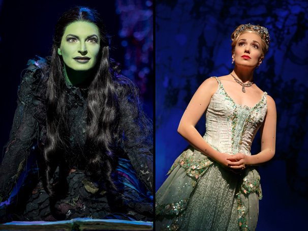 Thank Goodness! Broadway Faves Jackie Burns & Kara Lindsay Will Return to the National Tour of Wicked
