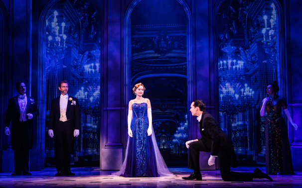 A Beautiful Dream! See Lila Coogan, Stephen Brower & More in the National Tour of Anastasia