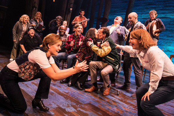 Welcome to Our Island! See Becky Gulsvig, Andrew Samonsky & More in the Come From Away Tour