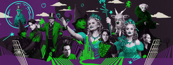 Celebrate Wicked's 15 Thrillifying Years on Broadway with These Exclusive Portraits