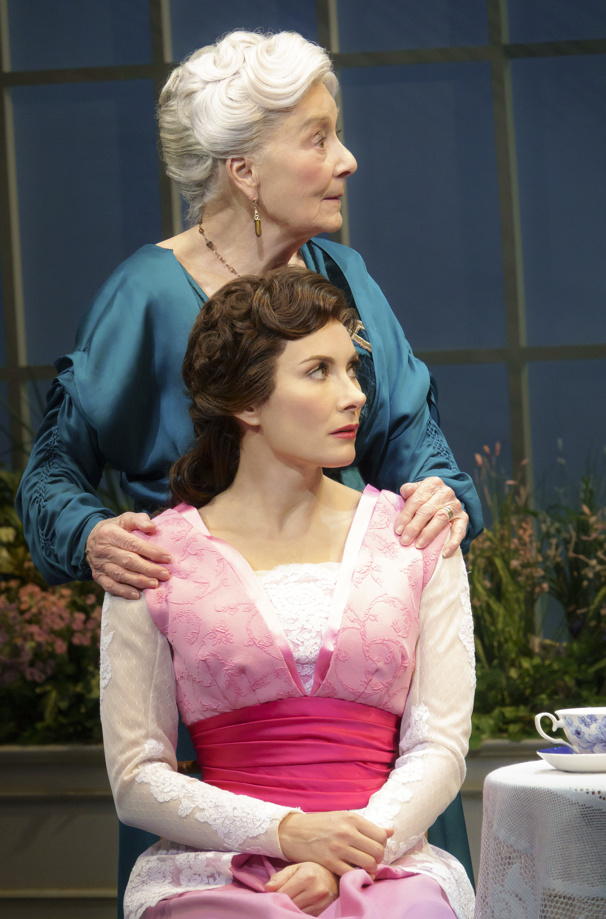 Watch Laura Benanti & Rosemary Harris in a Loverly New Montage from My Fair Lady