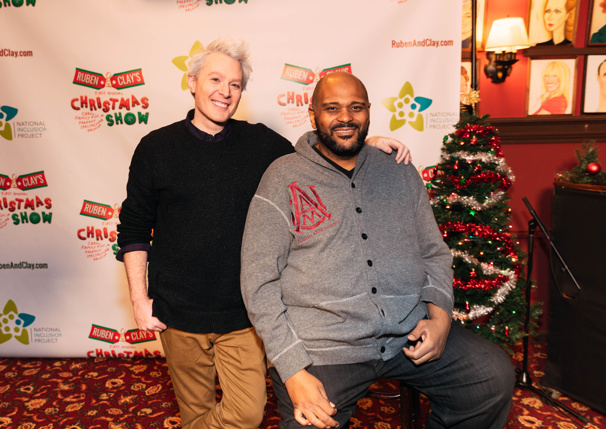 Ruben & Clay's Christmas Show Sets Full Casting for Broadway Run