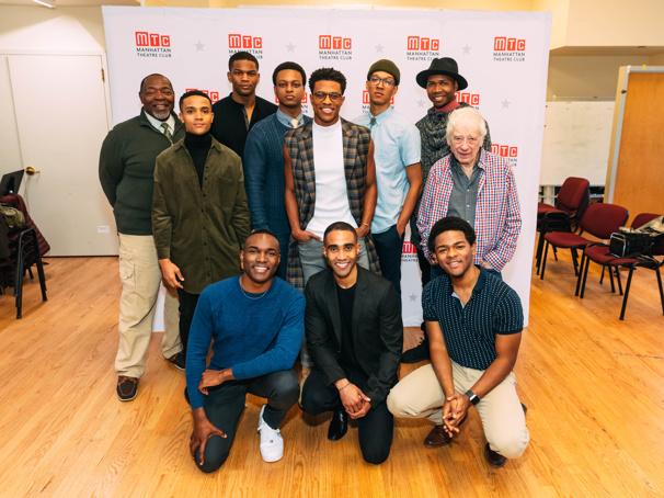 Sing Out! The Cast of Oscar Winner Tarell Alvin McCraney's Choir Boy Prep for Broadway Bow