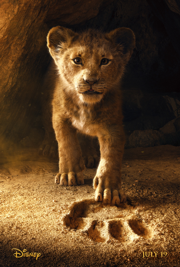 We Can't Stop Watching the First Teaser Trailer for Disney's Lion King Movie Remake