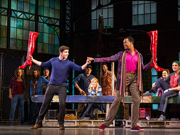 Everybody Say Yeah! Tickets Now on Sale for the Tony-Winning Kinky Boots in Vancouver