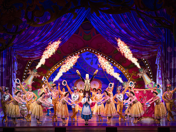 Be Their Guest! Beauty and the Beast Opens in Cincinnati