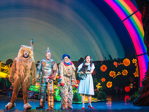 Merry Old Land of Oz! Andrew Lloyd Webber's New Staging of The Wizard of Oz Opens in Portland