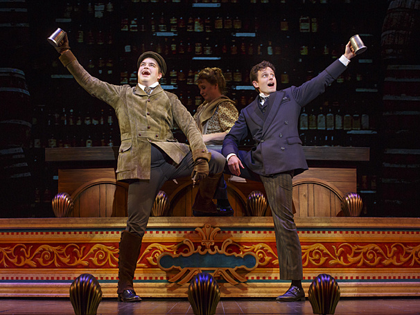You're a D'Ysquith! Tony-Winning Musical A Gentleman's Guide to Love & Murder Opens in Cincinnati