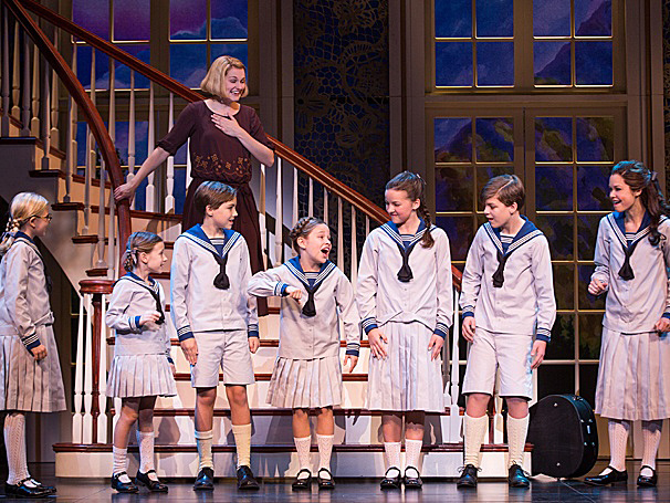 Go to the Hills! National Tour of Rodgers + Hammerstein's The Sound of Music Opens in San Antonio