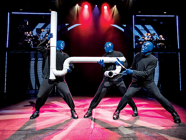 Blue Skies Headed for Seattle! Tickets Now On Sale For Blue Man Group
