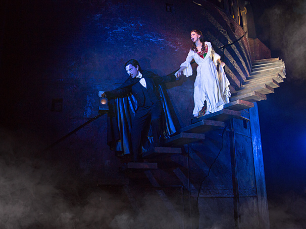 Seal Your Fate! New Production of Andrew Lloyd Webber's The Phantom of the Opera Opens in Omaha