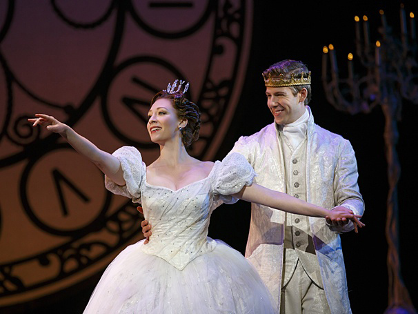 Now Is the Time! National Tour of Rodgers & Hammerstein's Cinderella Throws a Ball in Appleton