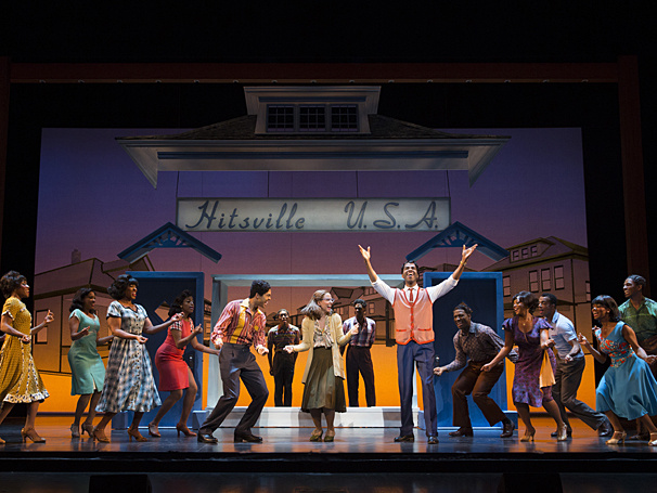 All You Need to Get By! The Stars Align as Motown The Musical Opens in Portland
