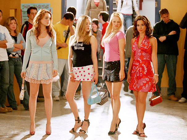 PS - Mean Girls - Lindsay Lohan - Amanda Seyfried - Rachel McAdams - Lacey Chabert - 3/15