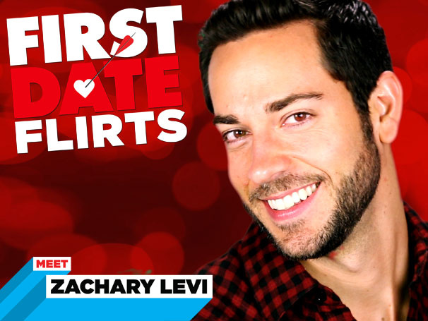 Zachary levi dating austin