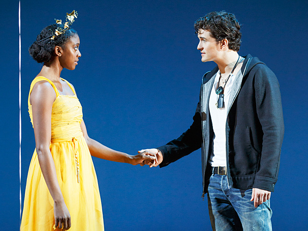 Shakespeare's Romeo and Juliet, Starring Orlando Bloom and ...