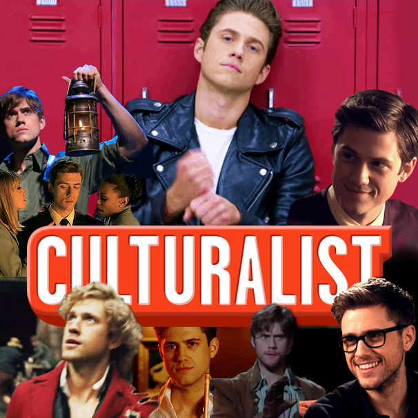 Broadway.com Culturalist Challenge! What's Your Favorite Aaron Tveit Role?