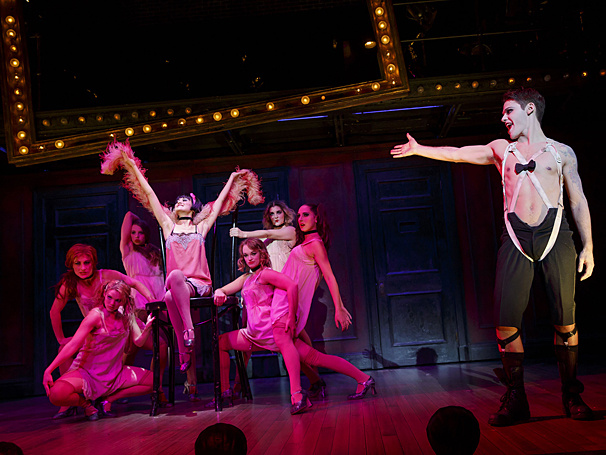 Willkommen to San Antonio! Tickets Now On Sale for the National Tour of Cabaret