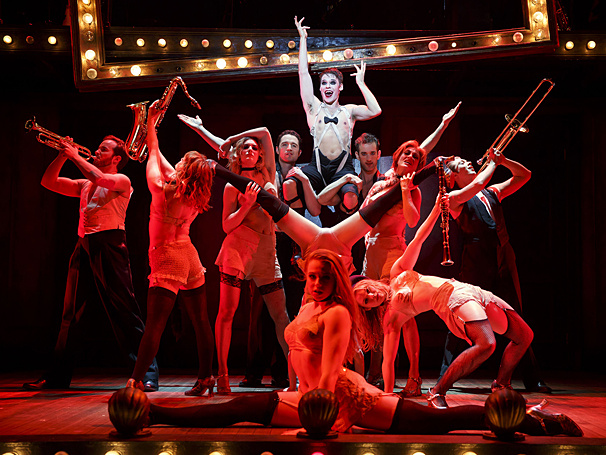 Leave Your Troubles Outside! National Tour of Cabaret Opens in Cincinnati