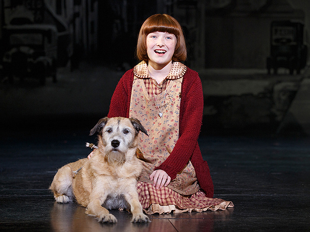 Easy Street! Tickets Now on Sale for Annie in Atlanta