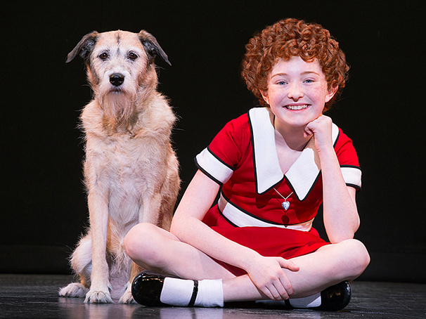 A New Deal for Portland! National Tour of Annie Begins Performances