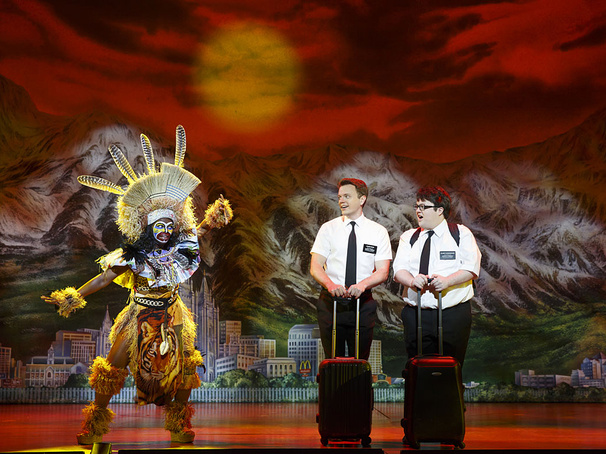 Tickets Now On Sale for Tony-Winning The Book of Mormon in Omaha