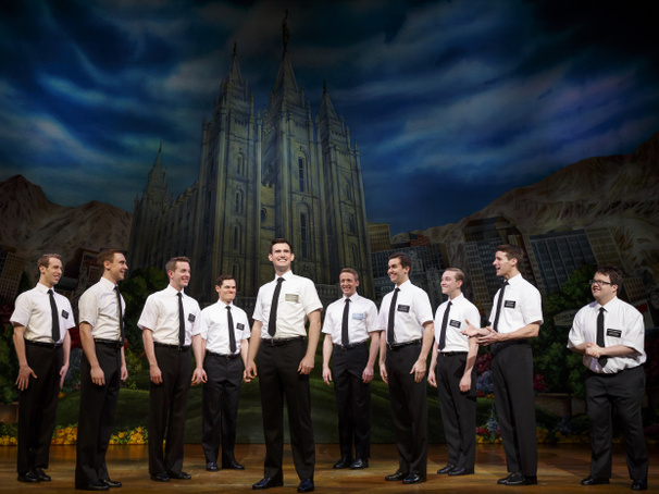 Hello! National Tour of The Book of Mormon Opens in Columbus