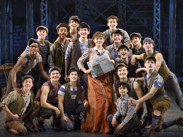 The World Will Know! Tickets Now On Sale for Disney's Newsies in Vancouver