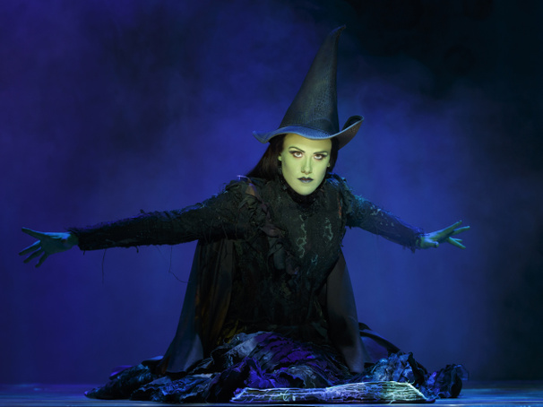 Look Who's Wonderful! Smash Hit Musical Wicked Flies Into Columbus