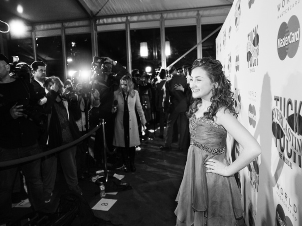 Join the Parade! Follow Tuck Everlasting Star Sarah Charles Lewis on Her Most Beautiful Opening Night on Broadway