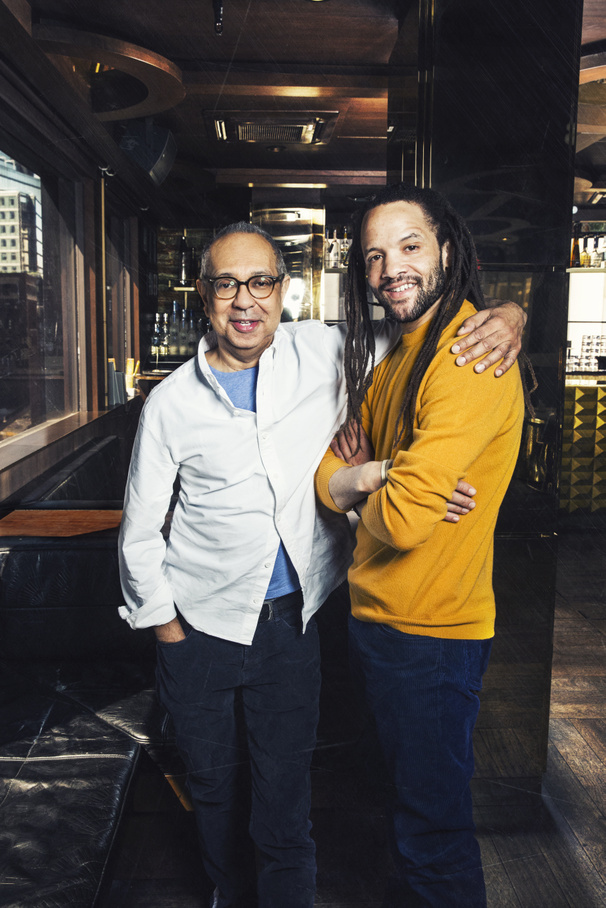 Shuffle Along Dream Team George C. Wolfe & Savion Glover on Collaborating Again, Capturing the Spirit of the '20s & Not Seeing Hamilton
