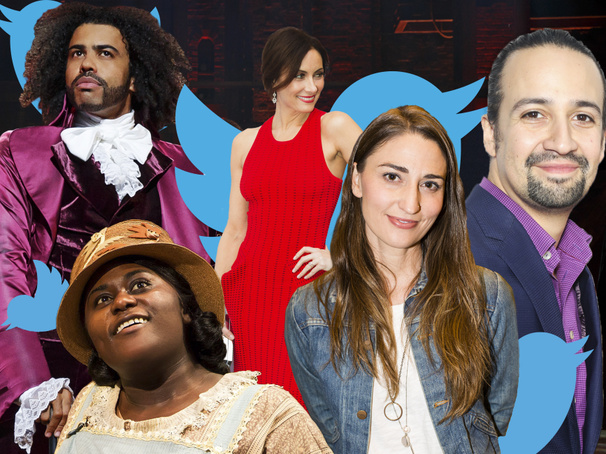 #Blessed! Nominated Stars & Supporters Tweet Their Feelings After the 2016 Tony Award Nominations
