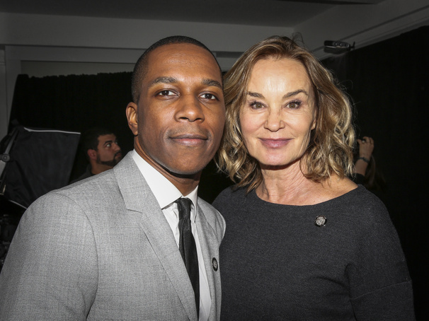 Just You Wait! Leslie Odom Jr., Jessica Lange & More 2016 Tony Nominees Meet the Press