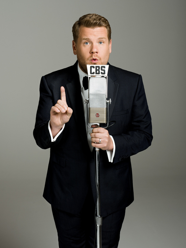 Exclusive! See 2016 Tony Host James Corden Suit Up for Broadway's Biggest Night!