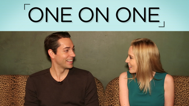 She Loves Me's Zachary Levi on Tony Nerves, Dance Parties & Replacing Derek Hough in Singin' in the Rain