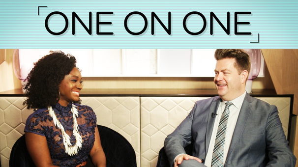 Tony Nom Saycon Sengbloh on Being a Different Green Than Idina, Dedicating Eclipsed to Dad and Why You Can Call Her Whatever You Want