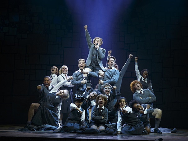 Here Come the Revolting Children! National Tour of Matilda The Musical Opens in Boston
