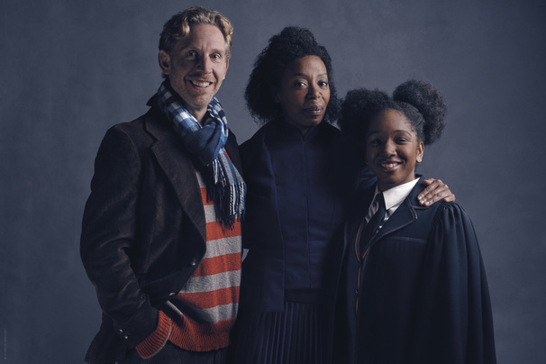 Gryffindors Grown Up: Meet Harry Potter and the Cursed Child's Ron, Hermione & Rose