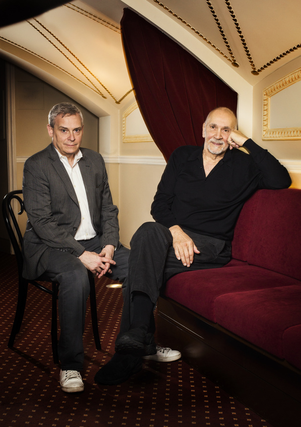 The Father Star Frank Langella & Director Doug Hughes on How Not to Be Intimidating, So-Called Celebrities & Awards Season