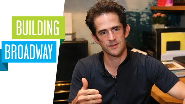 Hamilton Choreographer Andy Blankenbuehler on His Moves as a Revolutionary 'Impressionistic Painting'