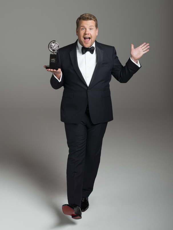 James Corden(Photo: Jason Bell/CBS)